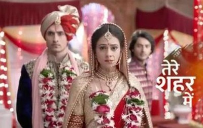 Tere Sheher Mein 21st September 2015 written update TSM WU