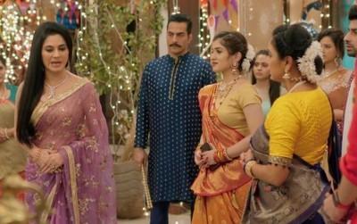 Anupama: Rakhi wants Vanraj to beg for apology Anupama in mixed emotions